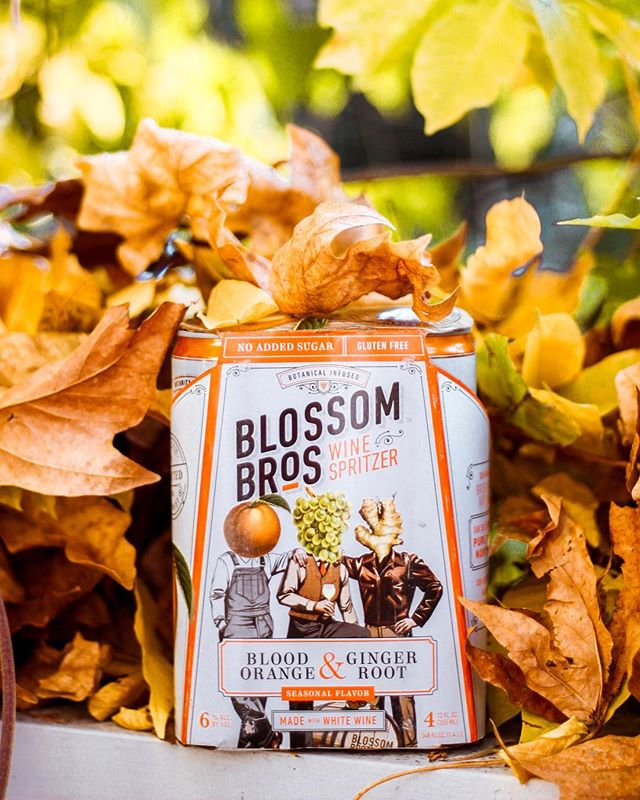 This Thanksgiving we're thankful for our friends, family and everyone who has supported us this past year. We're wishing you a day filled with love, laughter and of course - food! #happythanksgivng#blossombrothers