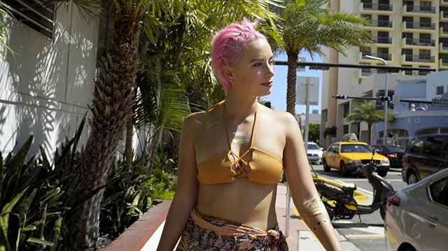 Social media goddess @yesjulz is glowing in this outrageous docu-series for @elitedaily and @dailymail. Powered by @tmobile