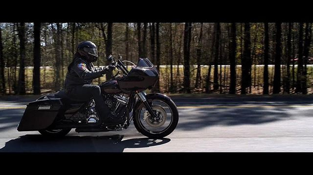 Check out veteran Hollywood film-maker @fgarygray owning the road in this doc spot for @harleydavidson.