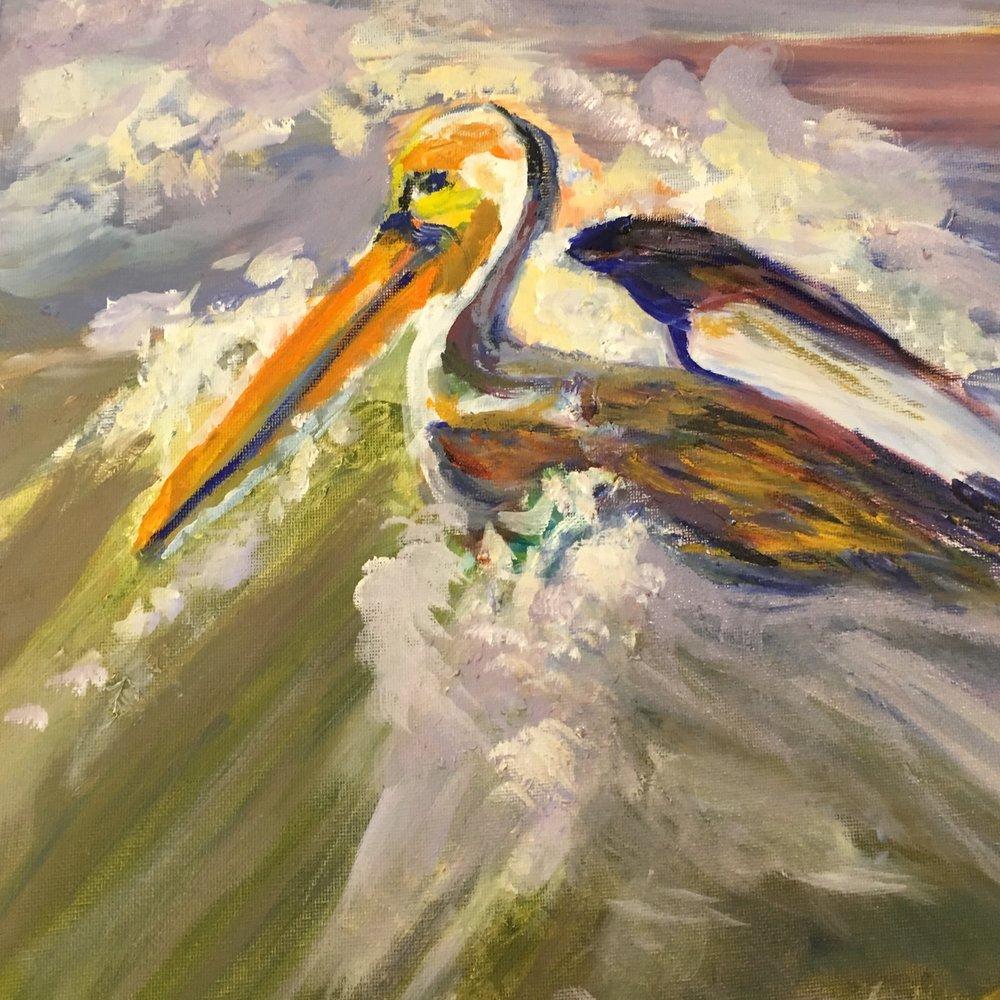 Pelican Bath