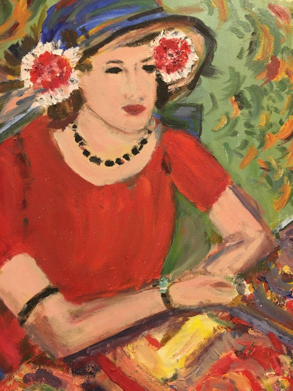 After Matisse 4