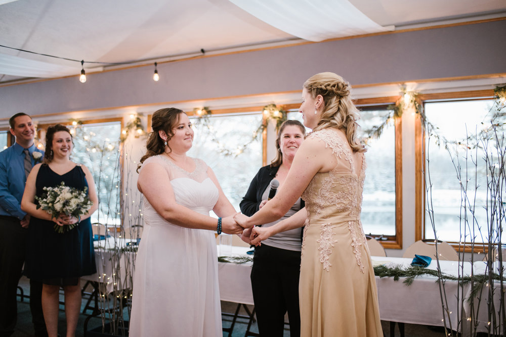 I DO LGBTQ WEDDING CEREMONY