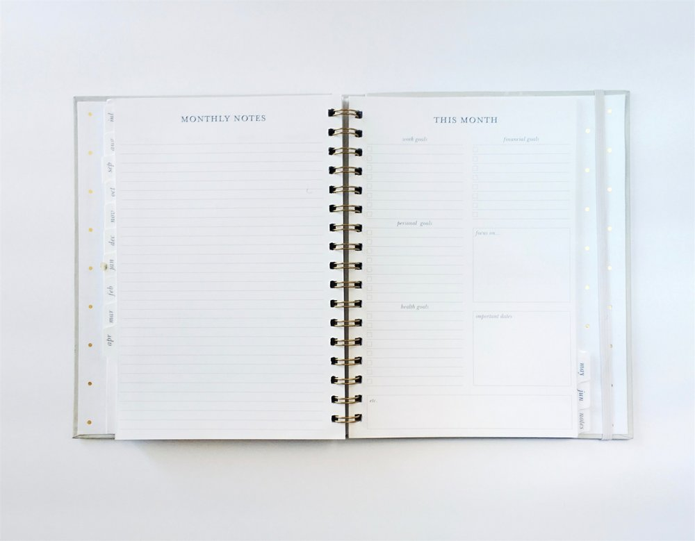 Sugar Paper Planner photos provided by @PlanningWithKristen