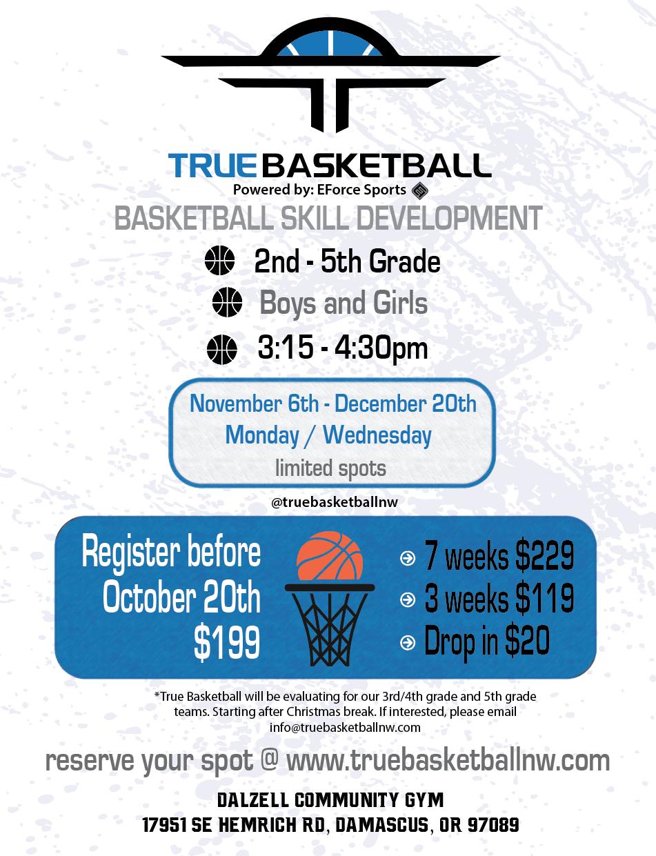 True basketball - Nov flyer (2nd - 5th grade).png