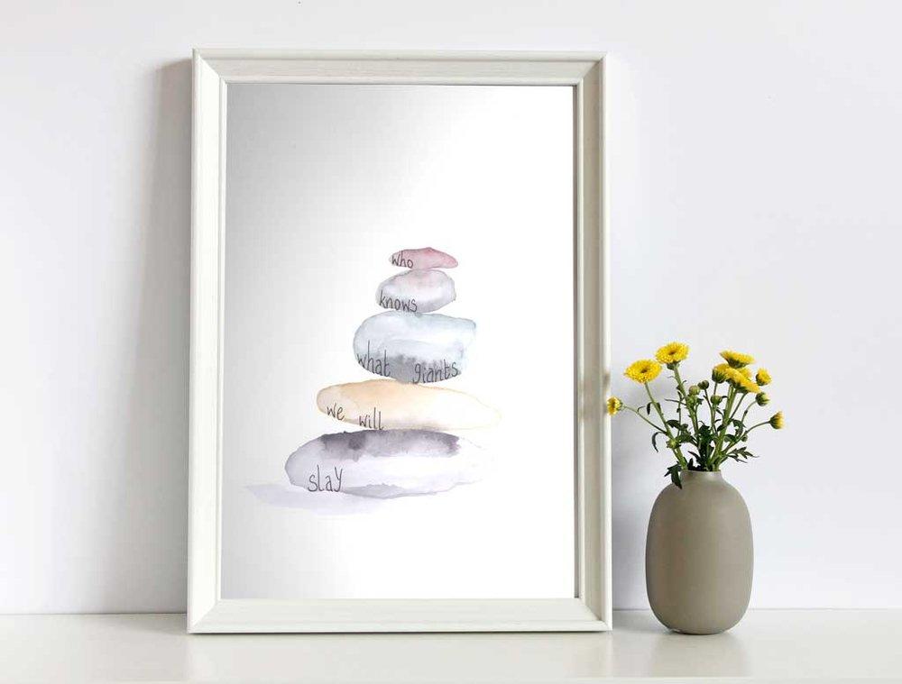 stones Framed .jpg