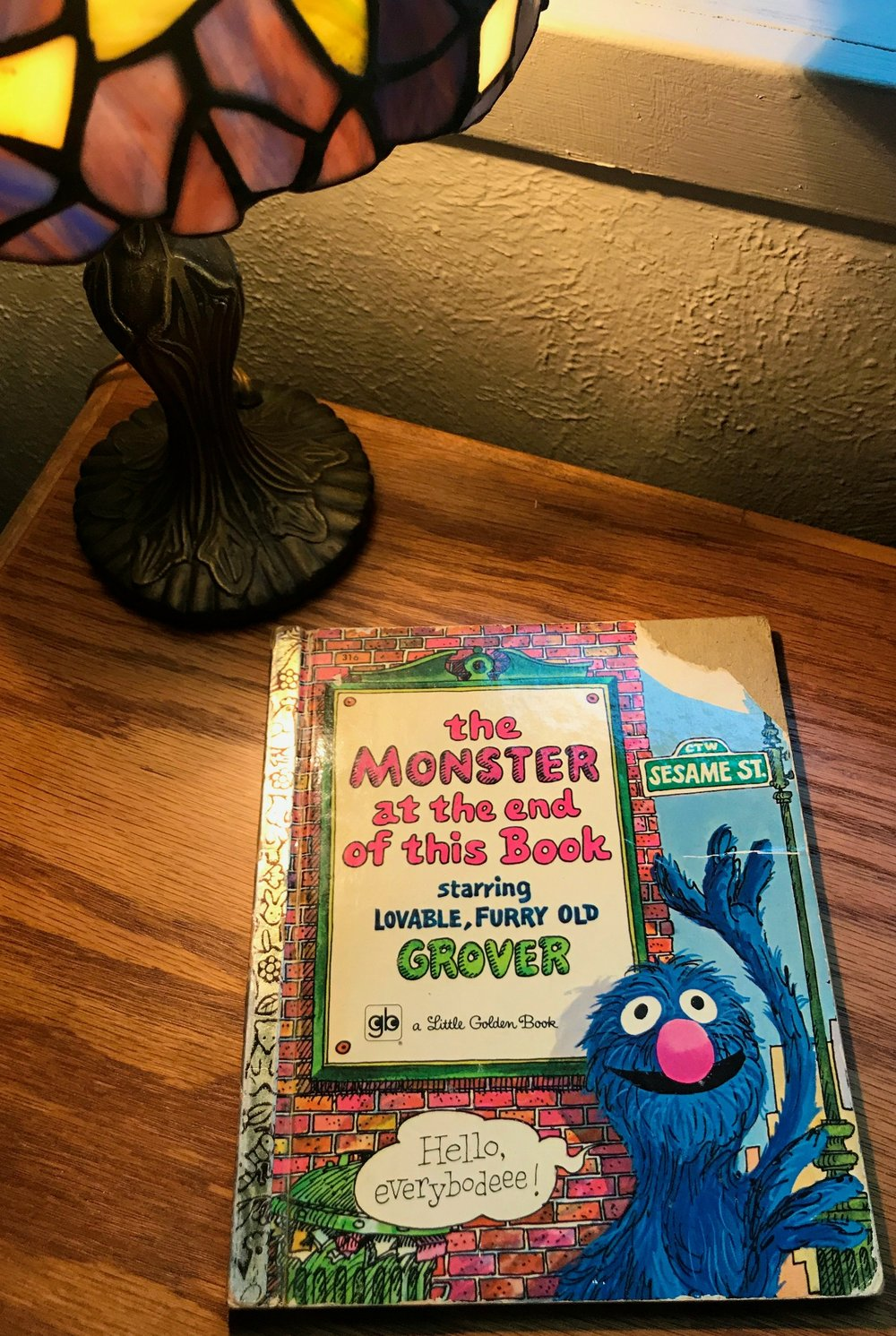 The Monster at the end of this Book on SoulAnchoring.com