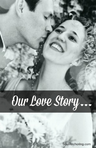 Our Love Story...wedding day pic