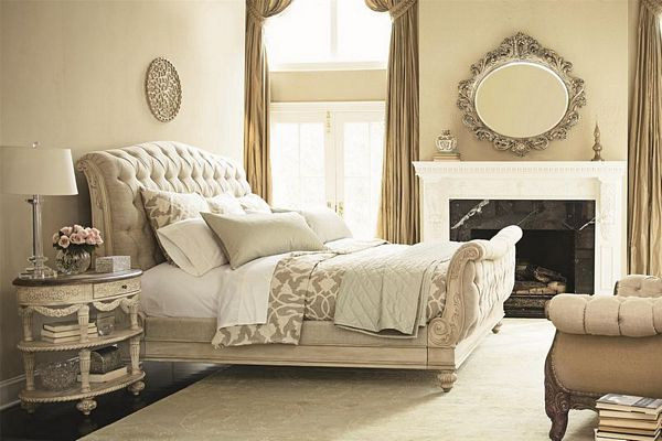 American Drew Jessica Mcclintock Boutique Bedroom
