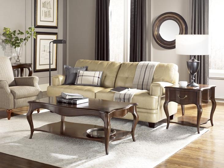 American Drew Cherry Grove Living Room Set