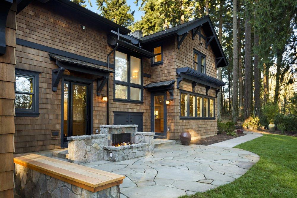 Best landscape design with bluestone in Orange County, NY