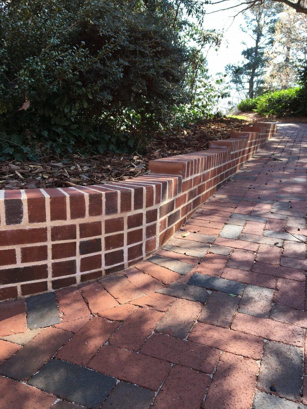 pine hall brick -