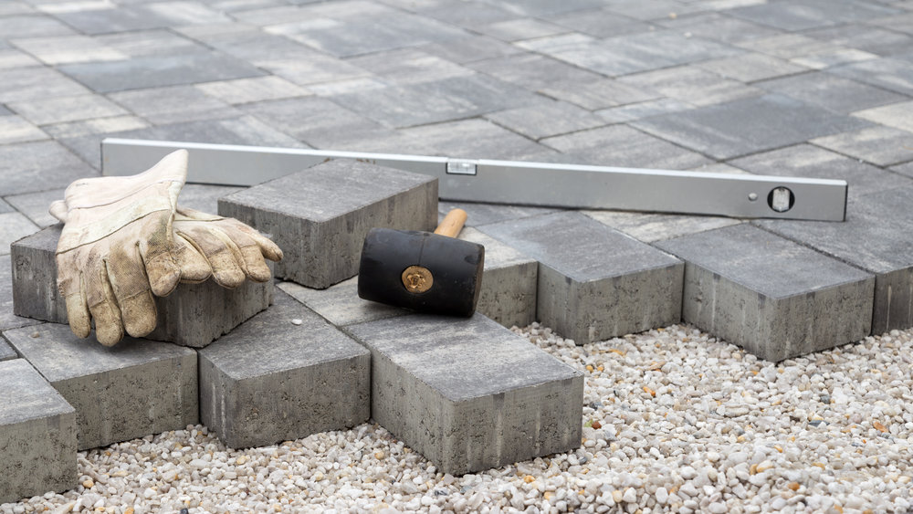 Get these Essential Tools for Your Masonry and Hardscape Projects from Our Landscape Supply in the Sussex County, NJ, Area