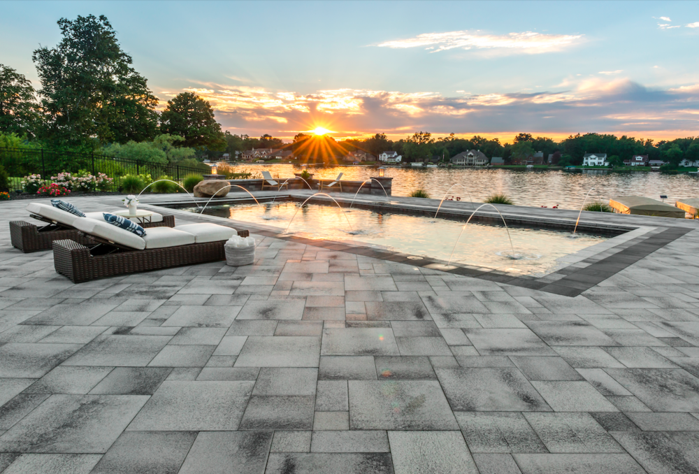 How to Select the Proper Paving Stones for Your Pool Deck in Sussex County, NJ