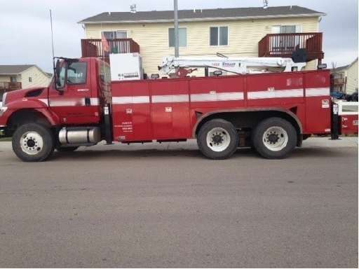Example Picture.....Truck is same make model and equipment