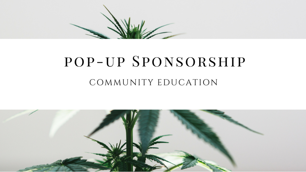 Cannabis Community College Events