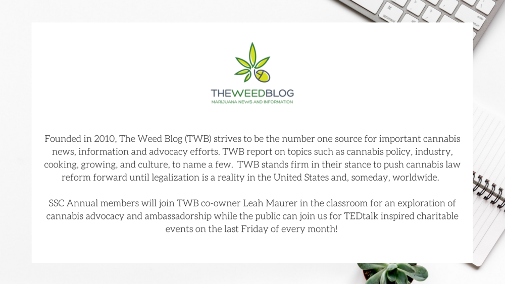 The Weed Blog / Sativa Science Club