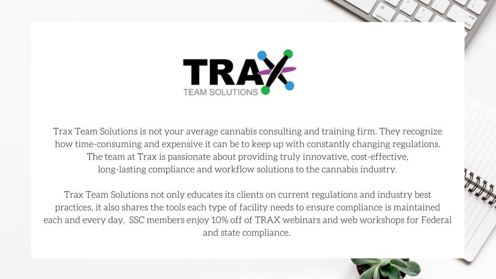 Trax Team Solutions / Sativa Science Club