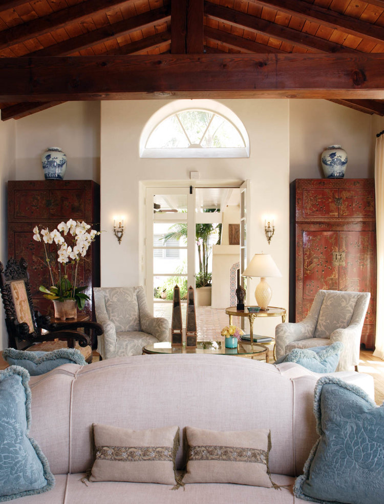 Rancho Santa Fe Hacienda — Scheiber Design Group