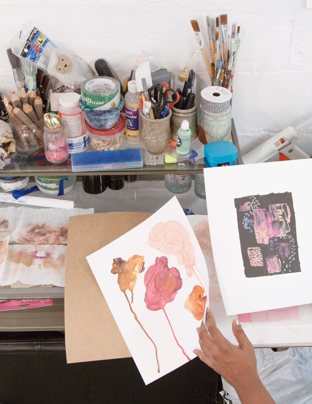 Alexander Martin artist peoria Illinois studio