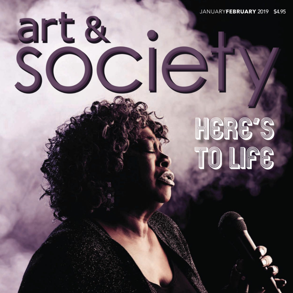 peoria magazines art and society