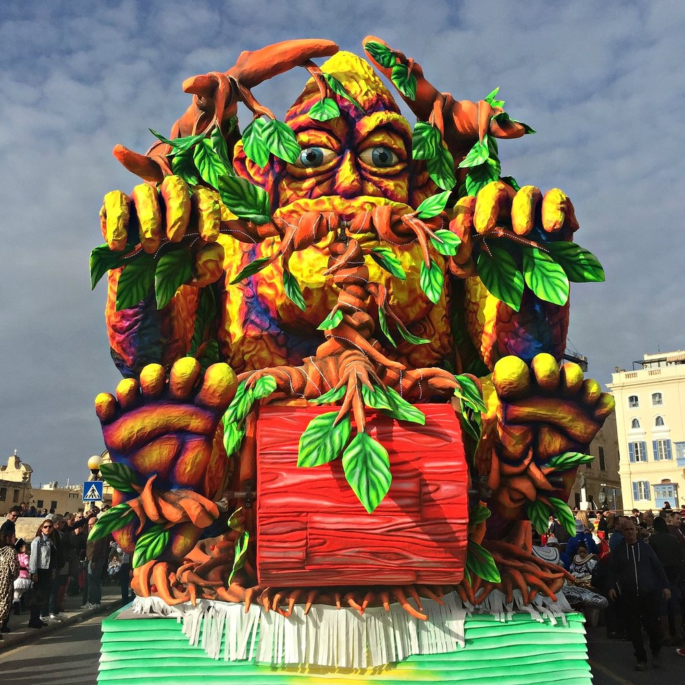 Malta Carnival Float