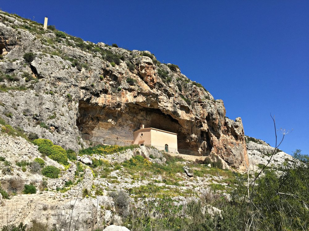 St Paul the Hermit Chapel in Mosta