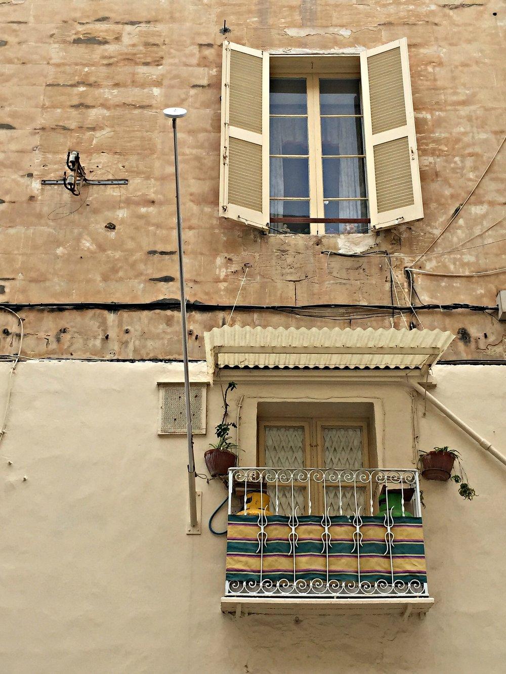 Valletta Malta Window Balcony