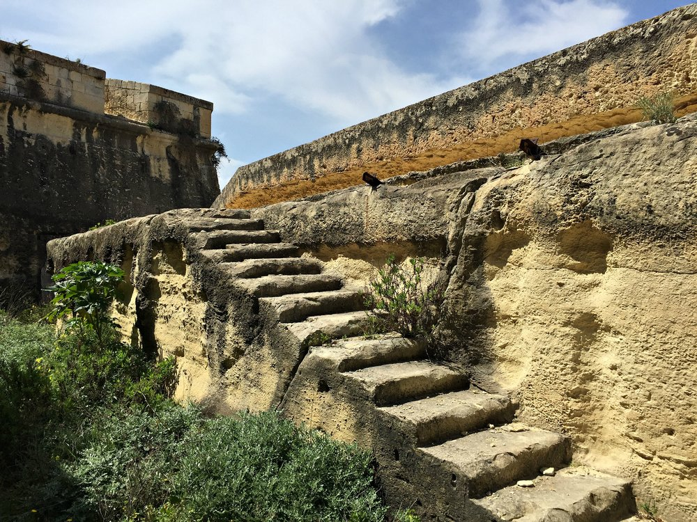 fort manoel fortification