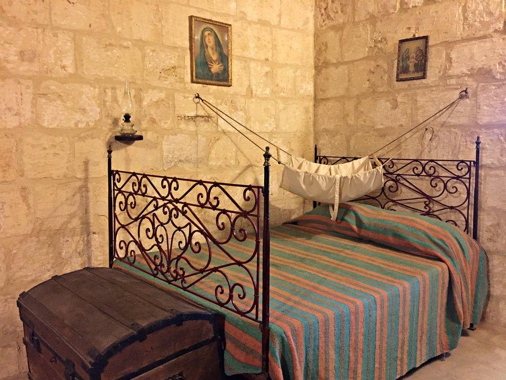 ta' kola windmill gozo second bedroom