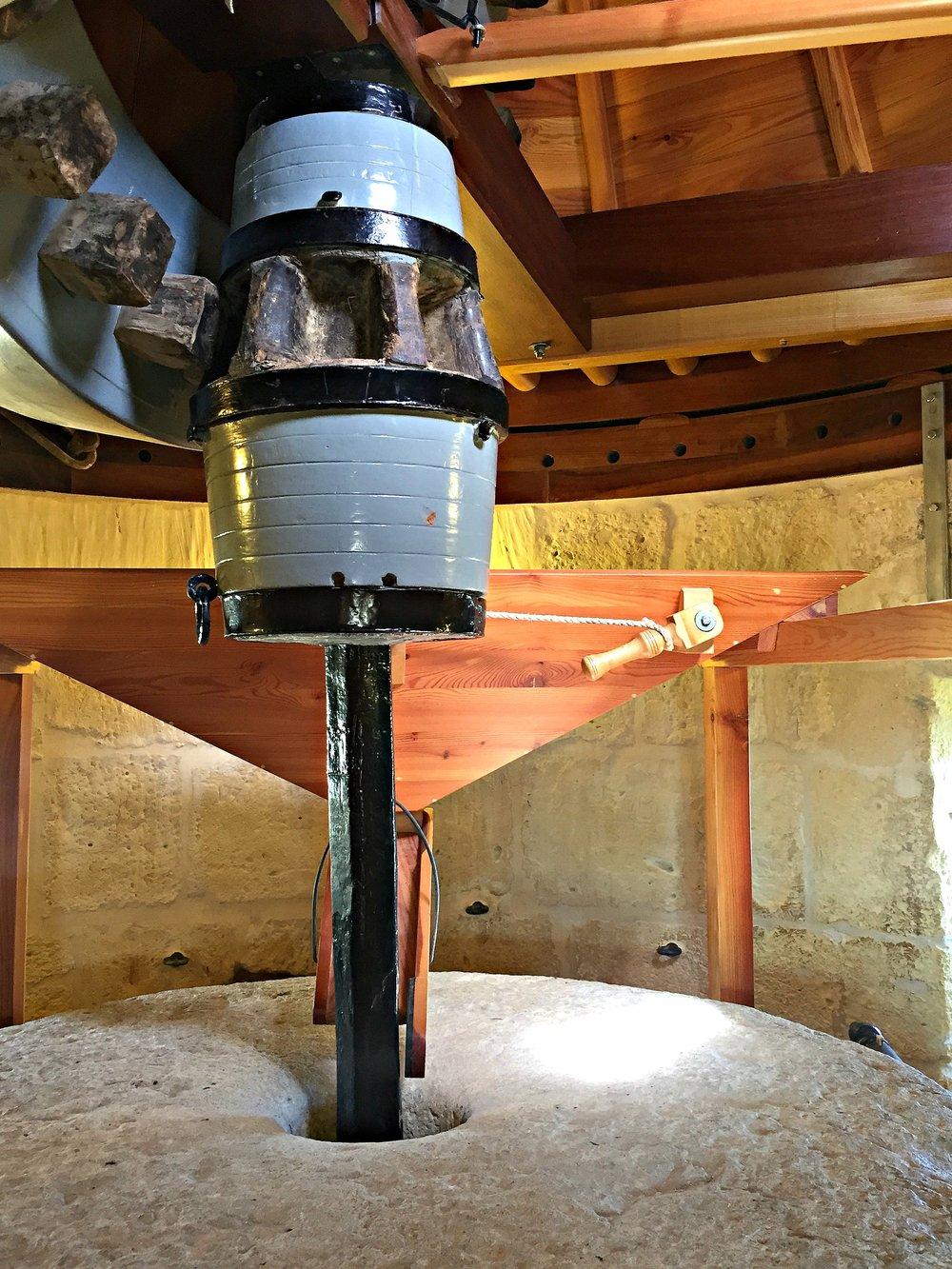 ta' kola windmill milling machinery