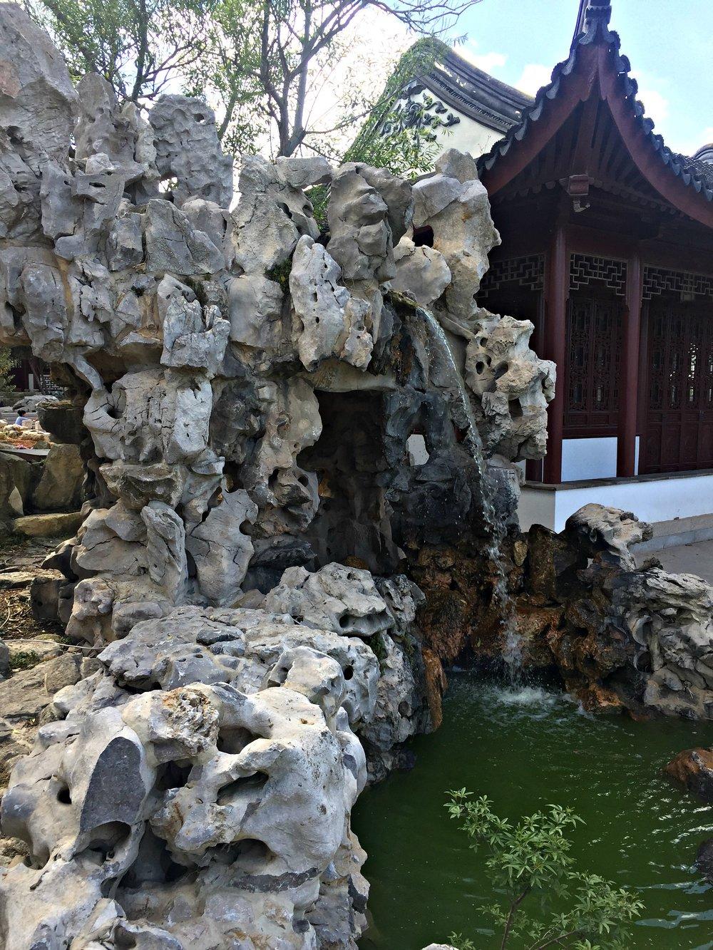 malta chinese garden of serenity