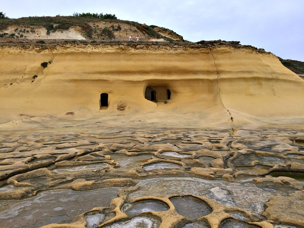 salt pans gozo tourist attraction