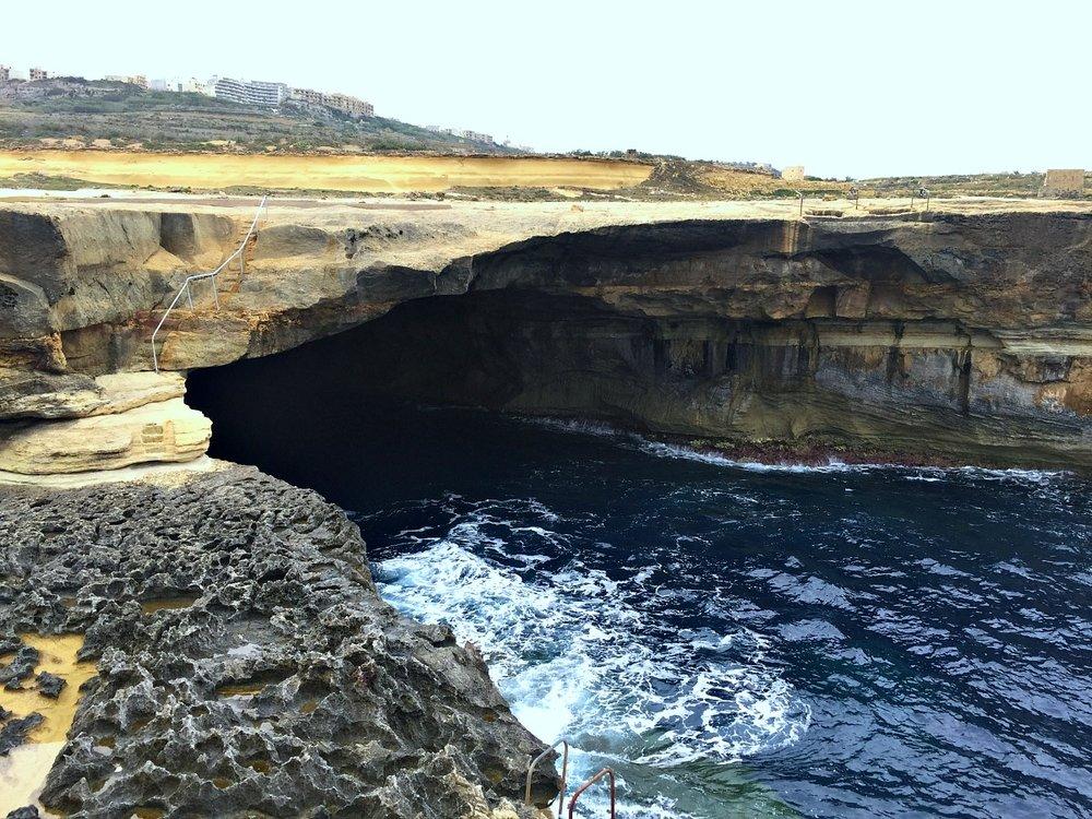 Billingshurst Cavern Gozo