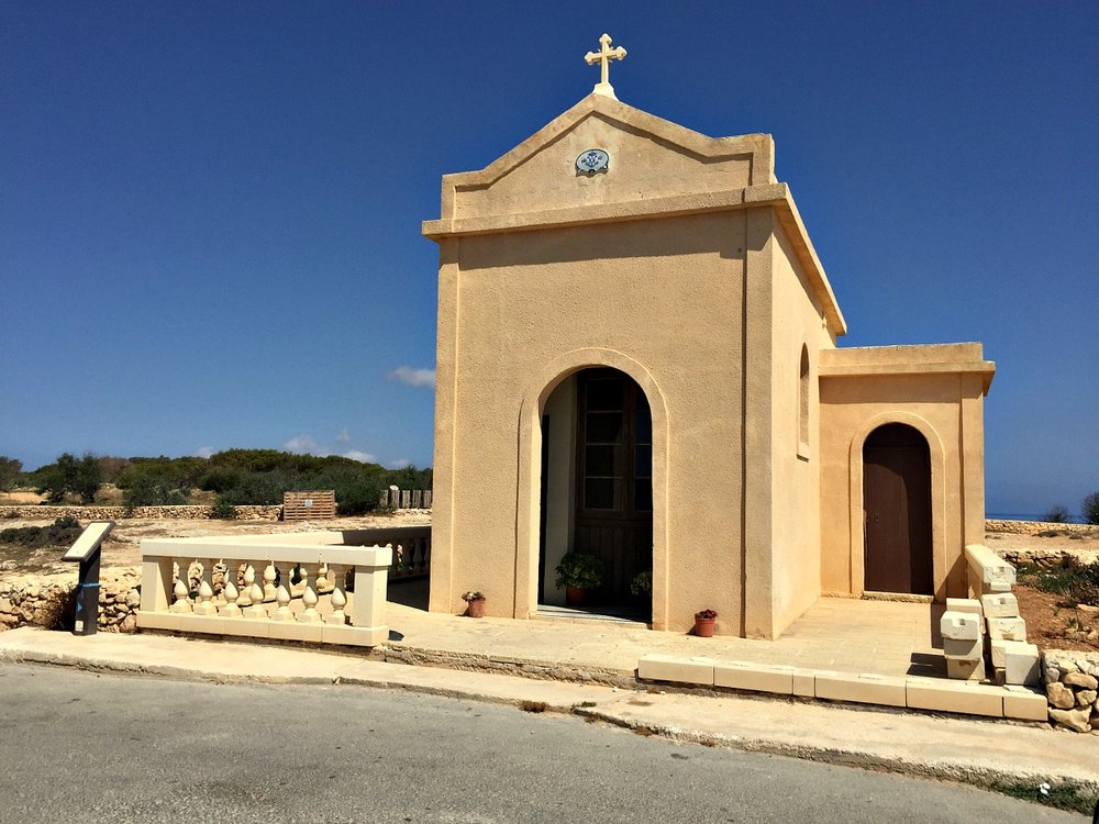 Chapel of Immaculate Conception, malta