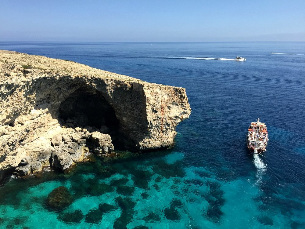 malta sea view marks & dukes window