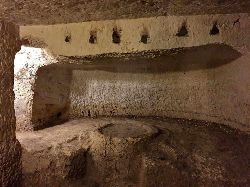 agape table wignacourt museum malta