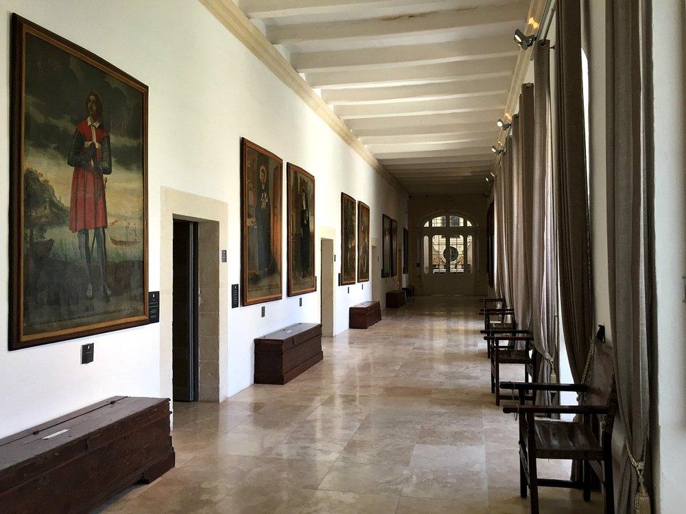 wignacourt museum exhibition