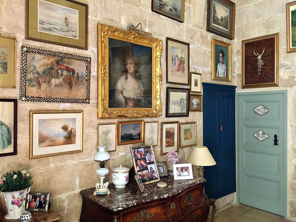 villa bernard rabat welcome room