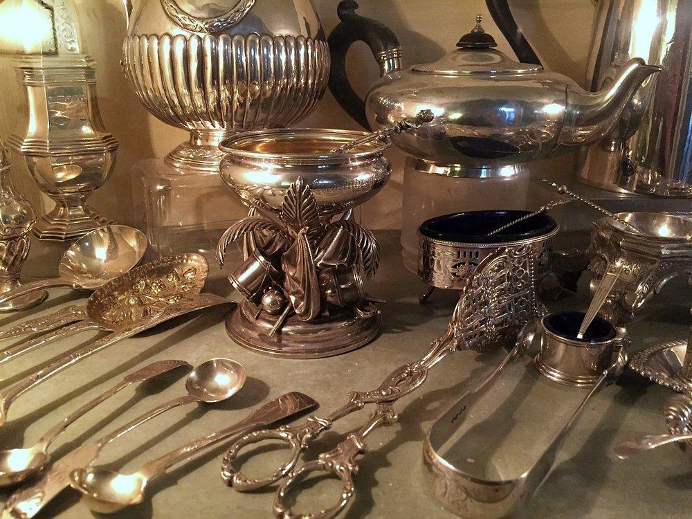 villa bernard silver cutlery