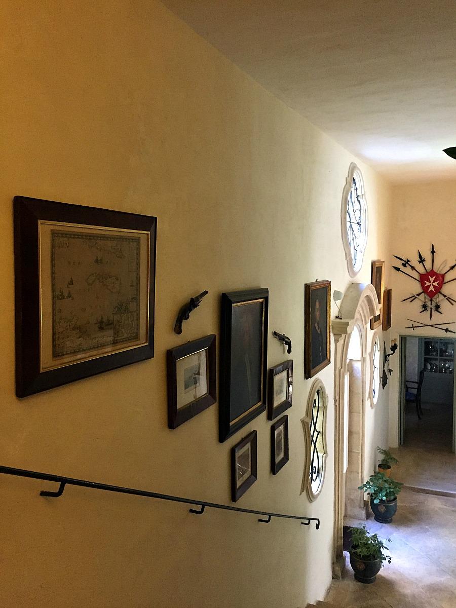 staircase villa bernard rabat