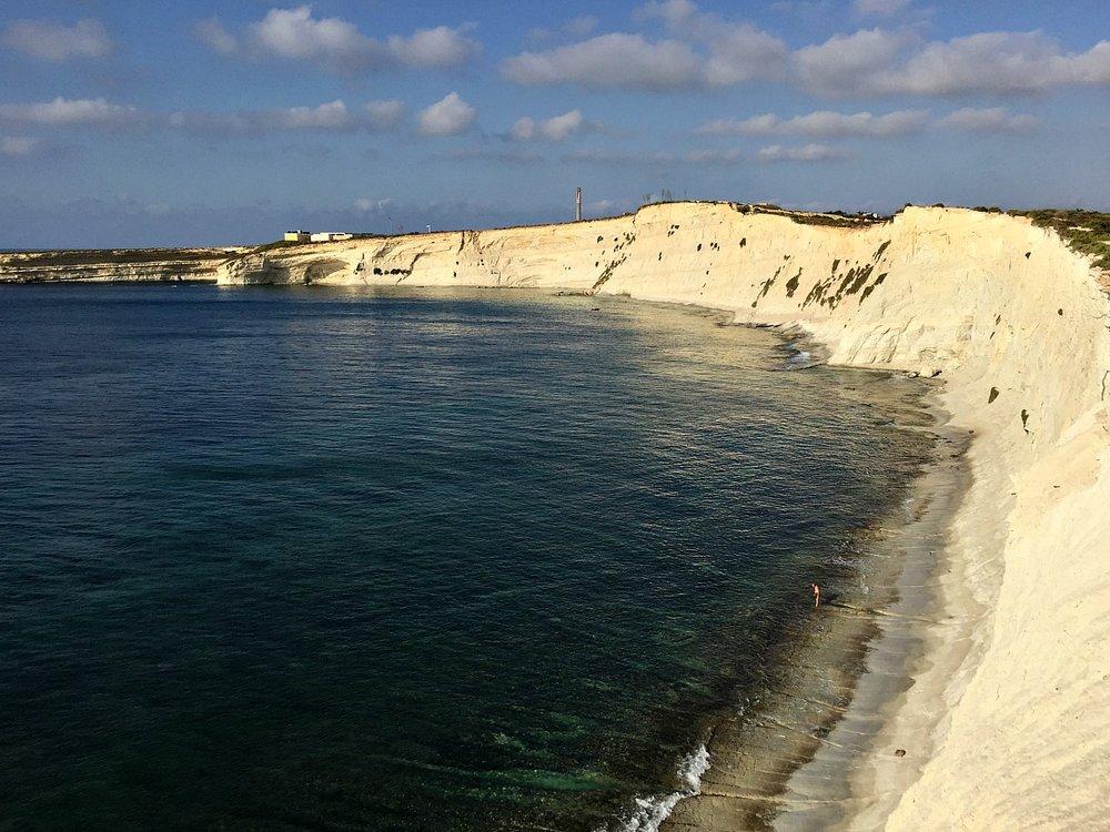 marsascala nature cliffs malta