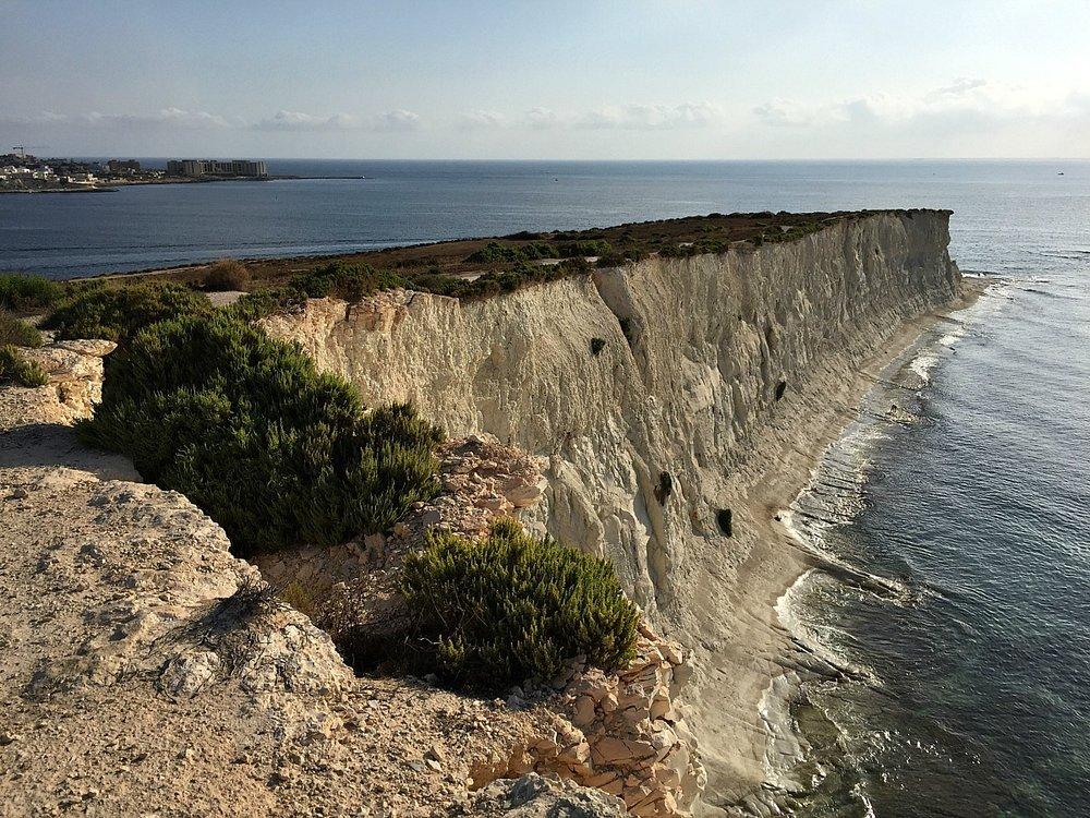 marsascala cliffs malta