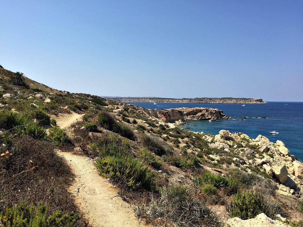 selmun coast malta