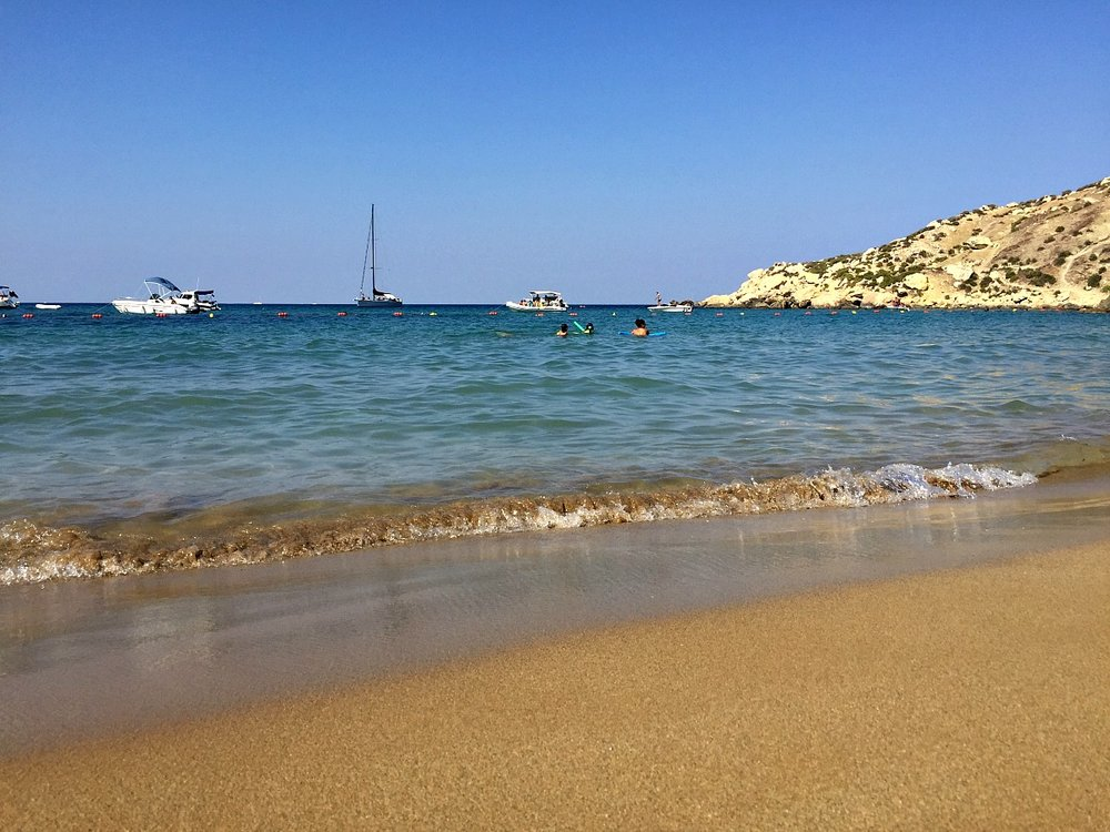 sandy selmun beach malta