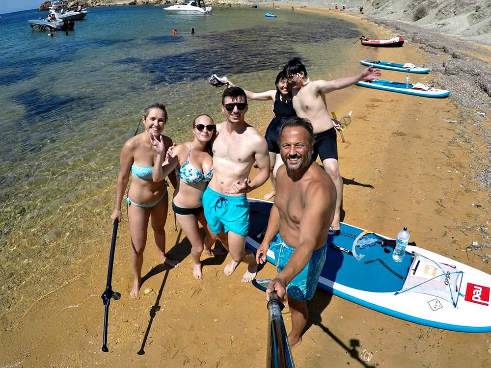 Photo credit: Henry (Malta SUP Sea Treks)