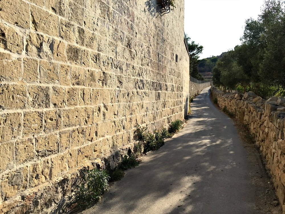 laferla cross footpath malta