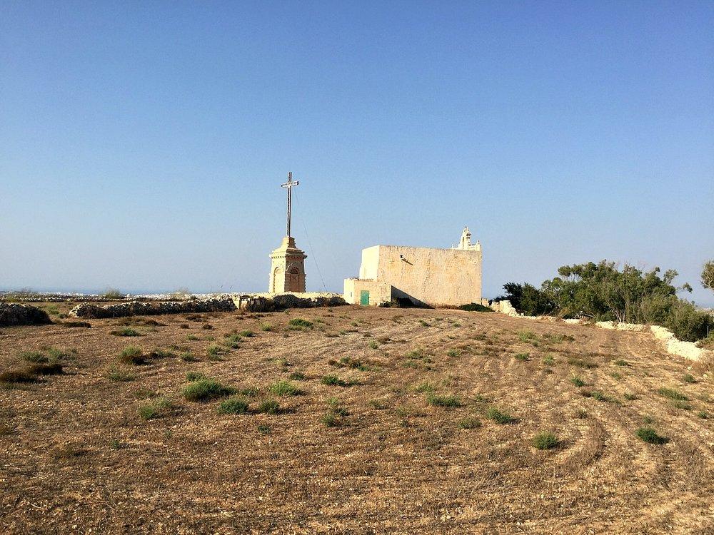 laferla cross religious landmark siggiewi