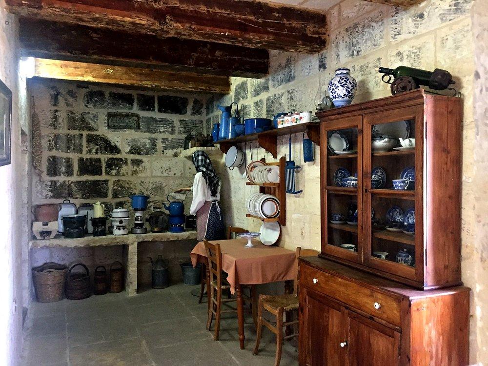Xarolla Windmill in Zurrieqm kitchen