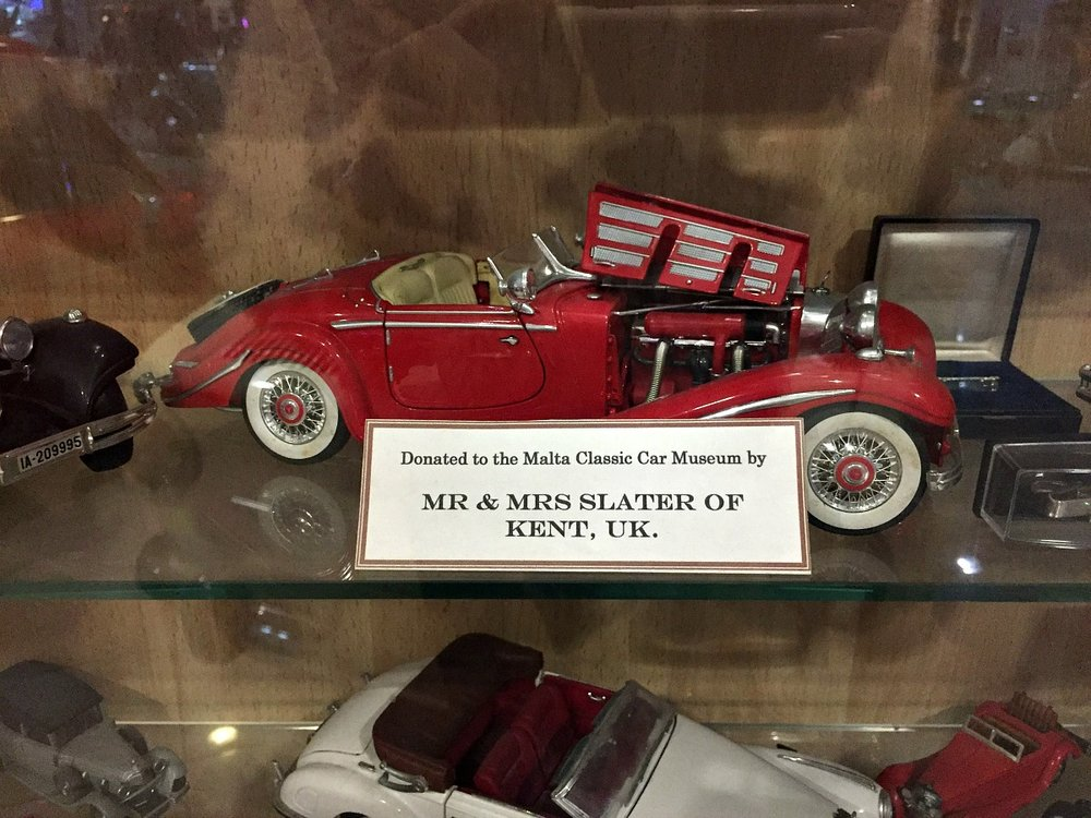 malta classic car museum collections
