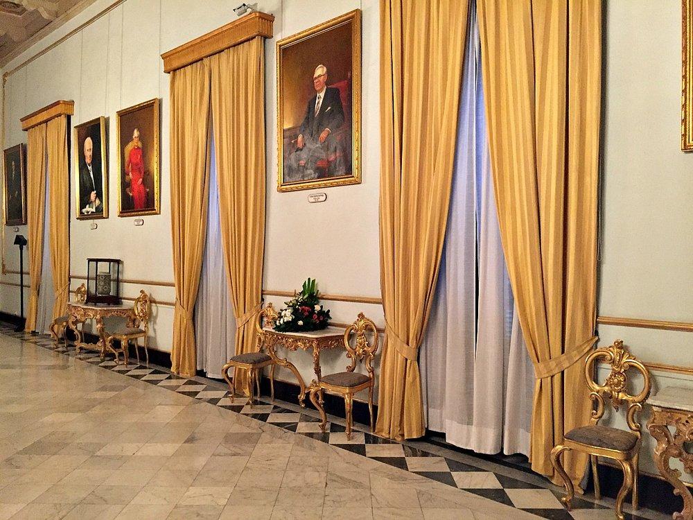 grandmaster's palace in valletta